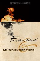 Book cover: Muzzle flash by Windflug