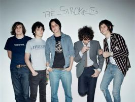 The Strokes.. by CryARiver