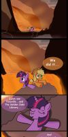 The Lord of the Ponies: The end of all things by MrFulp