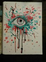 Eye by Tezzy98