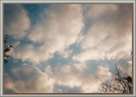 Clouds Three With Stars by Aswang301