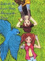 Harvest Moon MM: Bluebird by 0Chaser