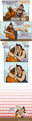 Punch-Out!! - Calcutta is a terrible name by ImagenAshyun