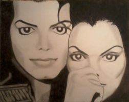Michael and Janet by baritone1980