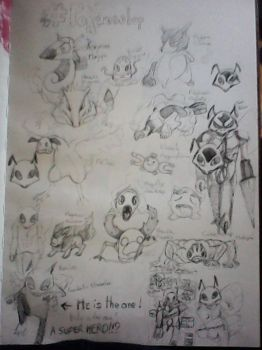 Pokemashup research by Riffinger
