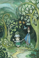 Over the Garden Wall by JessHough