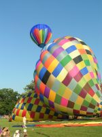 balloon fest a by ItsAllStock