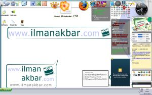 Desktop July 6th 2007 by ilman05