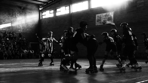 Roller Derby 4 by dungortheb