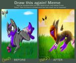 Draw this again Challenge! by coffaefox