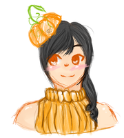 Pumkinsu? by lonely-hime