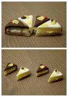 Fimo Pastry by Sandien