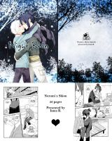 Doujinshi - Night Rain. by inma