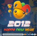 Happy New Year - 2012 by alasl