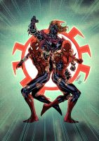 SpiderClones Trinity Soulcolor by SpiderGuile