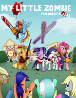 Friendship is Dead by Manhunterj