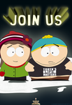 South Park - Join Us (XX-03) by ElAdministrador