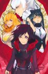 RWBY: I May Fall by Animus-Rhythm