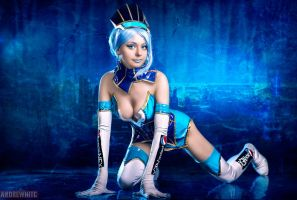 Blue Rose Cosplay from Tiger and Bunny by andrewhitc