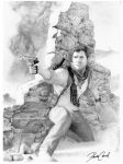 Nathan Drake - Uncharted 3 by PauloCarriel