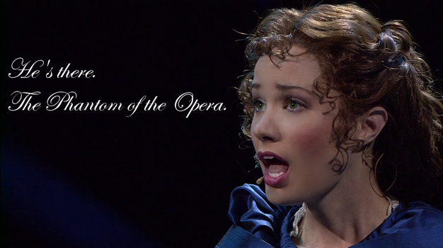 The Phantom Of The Opera: Christine Daae by ellenah1