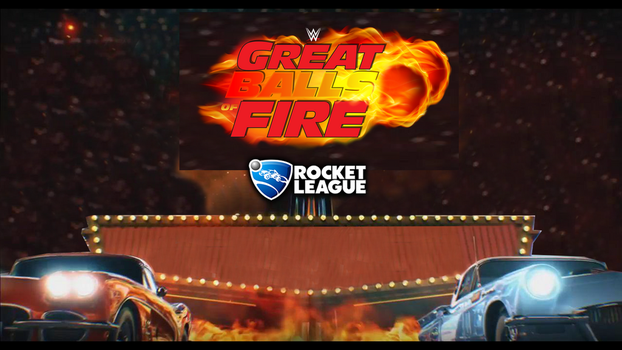 WWE Great Balls of Fire Background by ThePhenomenalSeth