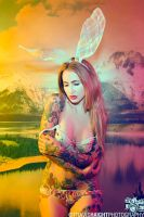 Julie White Bunny by recipeforhaight