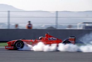 Michael Schumacher (1998) by F1-history