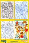 Im Daisy - Peach Pie 3 donors - Page 1 process by sakusakupanic