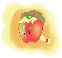 It's an Apple! by WingWind