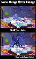 Comic: Some Things Never Change by MyPaintedMelody