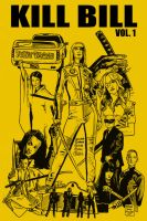 KILL BILL VOL ONE by MalevolentNate