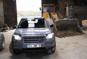 Land Rover Freelander 2 - Morgan Mathurin by morgan2pix