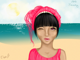 Beachy by Lacuny
