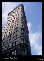 Triangle Building by celtes