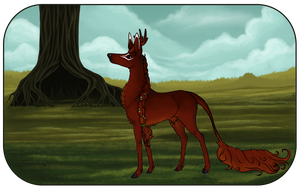 Imenand   Stag   Commoner   Glenmore by LadySairel892
