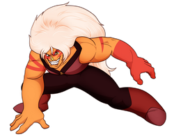 Big Buff Cheeto Puff by RiddleAugust