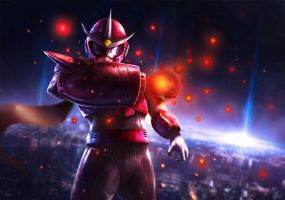 Protoman by cheo36