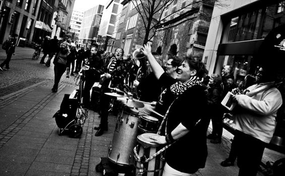 Streetmusic by TwusternPhotography