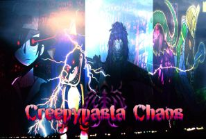 Creepypasta Chaos Artwork 4 by Stormtali