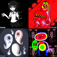 Yume Nikki Month: Days 9-12 by Rickz0r