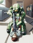 Submit to Halo by Eloth