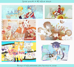 [PSD Pack #4] Blue days by bluebbeee