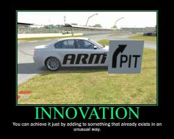 Forza 3 Motivational Poster 32 by QuantumInnovator