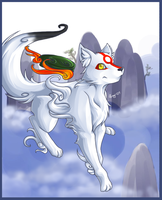 Amaterasu by Jiayi