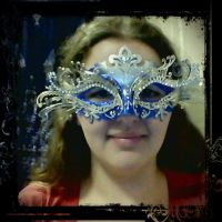 Look at my mask by Grangerbookworm