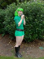 Saria Cosplay by HollowKonpaku