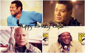 Happy Birthday Christopher Judge by Before-I-Sleep