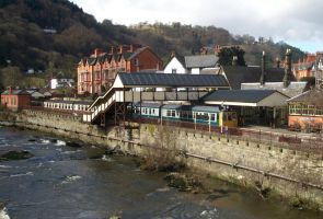 Llangollen Station by klambert94