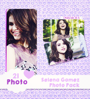 SelenaGomezPhotoPack by Pn5Selly